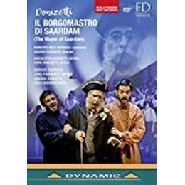 Donizetti:Il Borgomastro [Various] [Dynamic: 37812] [DVD] [NTSC]